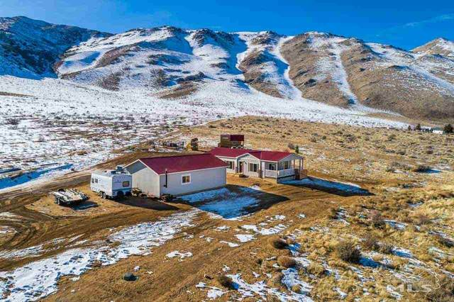 155 Thoroughbred Circle, Reno, NV 89508 (MLS #200017202) :: Colley Goode Group- eXp Realty