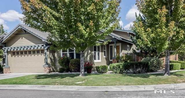 5001 Fall Colors Ct., Reno, NV 89519 (MLS #200017212) :: Colley Goode Group- eXp Realty