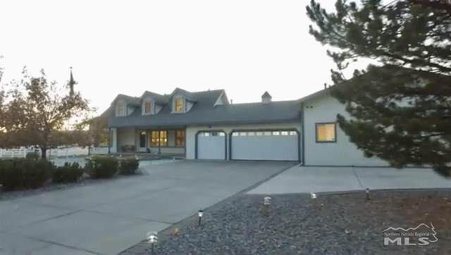 8915 Benedict Dr, Sparks, NV 89436 (MLS #200017218) :: Colley Goode Group- eXp Realty