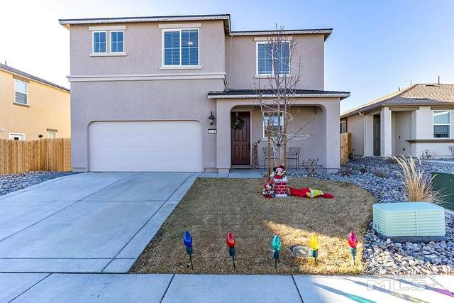 1109 Lahontan Drive, Carson City, NV 89701 (MLS #200017242) :: Ferrari-Lund Real Estate