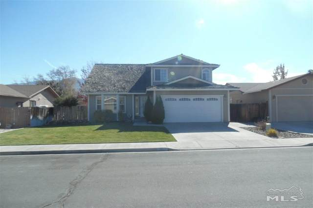 325 Woodside Ct, Dayton, NV 89403 (MLS #200017249) :: Craig Team Realty
