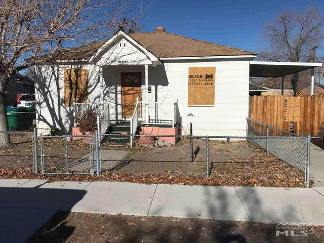 641 Cheney St., Reno, NV 89502 (MLS #200017266) :: Ferrari-Lund Real Estate