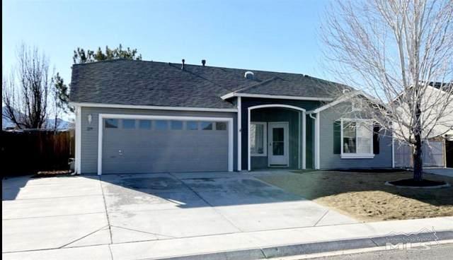 219 Bobcat, Dayton, NV 89403 (MLS #200017275) :: Theresa Nelson Real Estate
