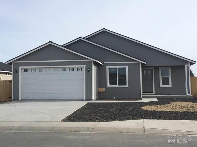 3205 Cliffrose, Silver Springs, NV 89429 (MLS #200017304) :: Ferrari-Lund Real Estate