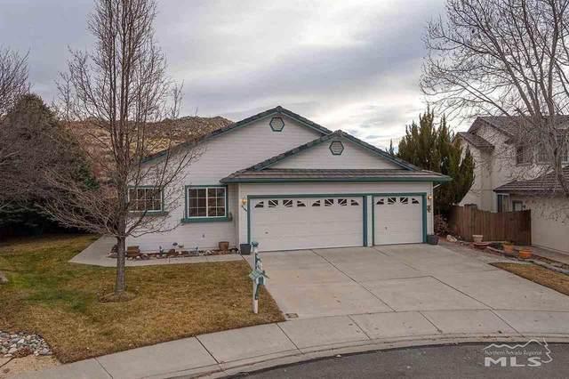 2185 Canyon Vista Dr., Sparks, NV 89436 (MLS #200017309) :: Ferrari-Lund Real Estate