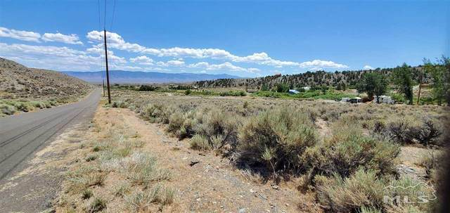 502 Kingston Canyon Road, Kingston, NV 89310 (MLS #200017310) :: The Mike Wood Team