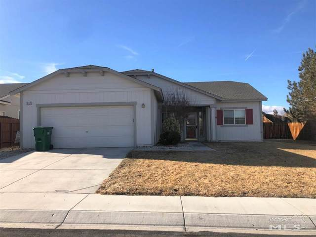 1087 Dixie, Fernley, NV 89408 (MLS #200017320) :: Colley Goode Group- eXp Realty