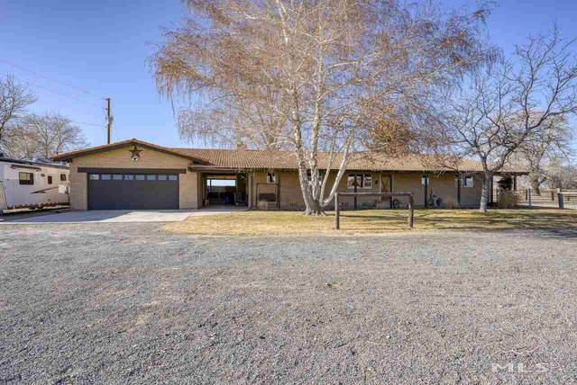 1300 Sheckler Cut Off, Fallon, NV 89406 (MLS #200017323) :: Colley Goode Group- eXp Realty
