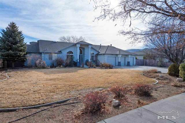 885 Marsh Rd, Carson City, NV 89701 (MLS #210000017) :: Ferrari-Lund Real Estate