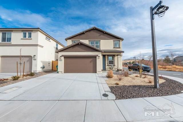6000 Shining Sunset Drive, Sparks, NV 89436 (MLS #210000035) :: The Mike Wood Team