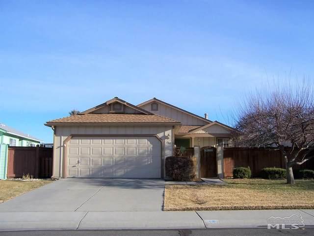 1767 Shamrock Court, Minden, NV 89423 (MLS #210000052) :: Ferrari-Lund Real Estate