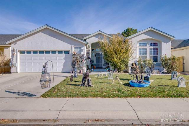 606 Westwinds Dr., Dayton, NV 89403 (MLS #210000060) :: Colley Goode Group- eXp Realty