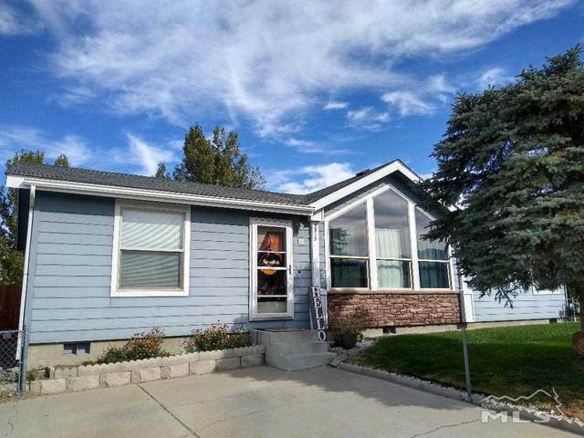 3315 Moon Ln, Winnemucca, NV 89445 (MLS #210000065) :: Ferrari-Lund Real Estate