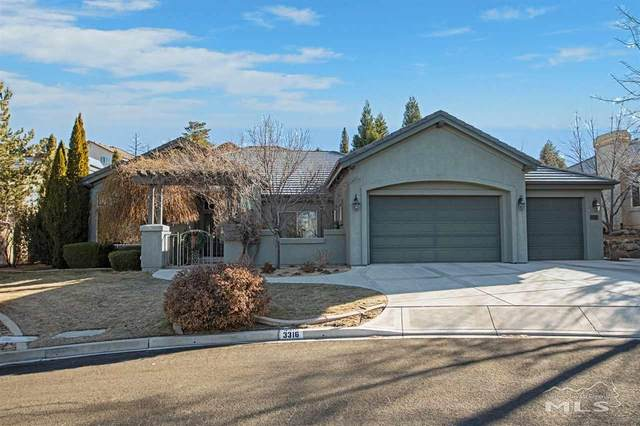 3316 Buckcreek, Reno, NV 89519 (MLS #210000070) :: Ferrari-Lund Real Estate