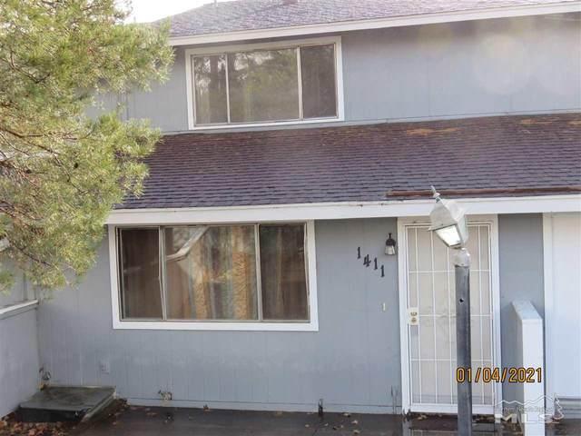1411 E Long, Carson City, NV 89703 (MLS #210000073) :: Fink Morales Hall Group