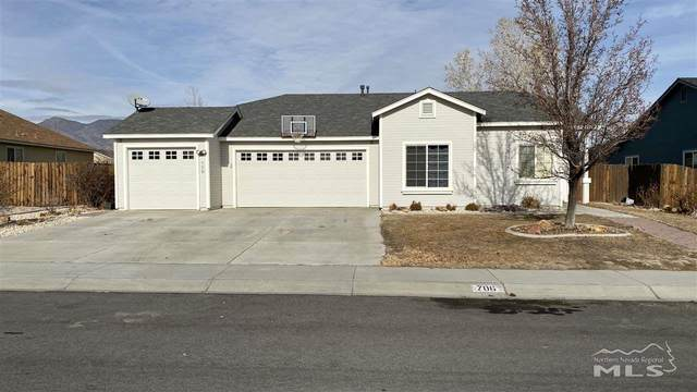706 Mahogany Dr, Dayton, NV 89403 (MLS #210000075) :: Craig Team Realty