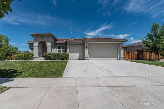 5911 Axis Drive, Sparks, NV 89436 (MLS #210000076) :: Ferrari-Lund Real Estate