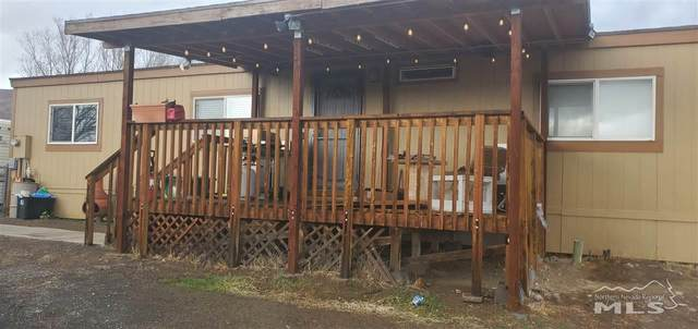 212 Garnet Circle N/A, Moundhouse, NV 89706 (MLS #210000080) :: Colley Goode Group- eXp Realty