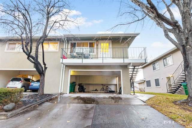 5060 Neil #4, Reno, NV 89502 (MLS #210000087) :: NVGemme Real Estate