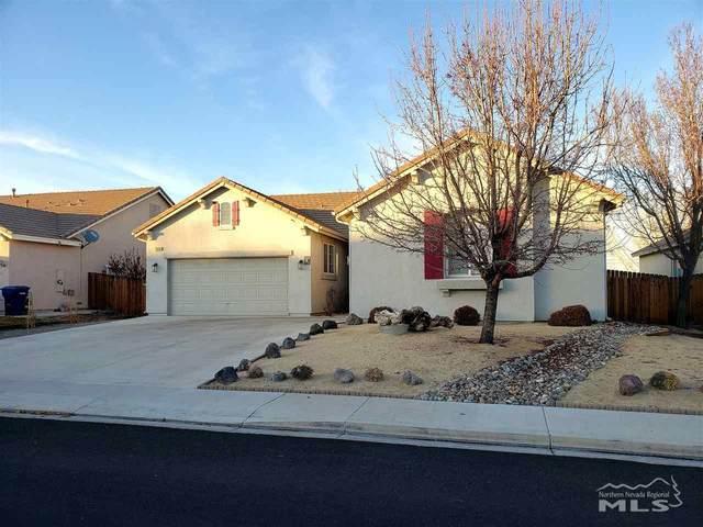 2970 N Fork Road, Fernley, NV 89408 (MLS #210000108) :: NVGemme Real Estate