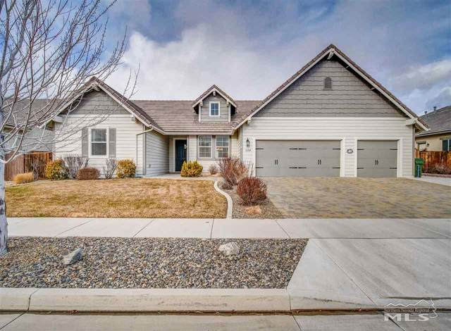 1134 Monterra Drive, Minden, NV 89423 (MLS #210000118) :: Ferrari-Lund Real Estate