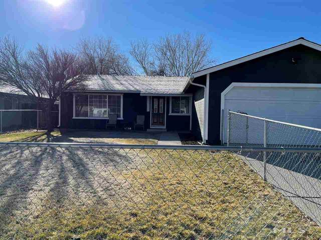 3607 Desatoya, Carson City, NV 89701 (MLS #210000127) :: Ferrari-Lund Real Estate