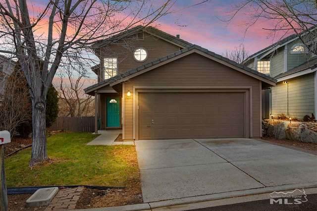 3076 Alpine Creek Rd., Reno, NV 89519 (MLS #210000147) :: Ferrari-Lund Real Estate
