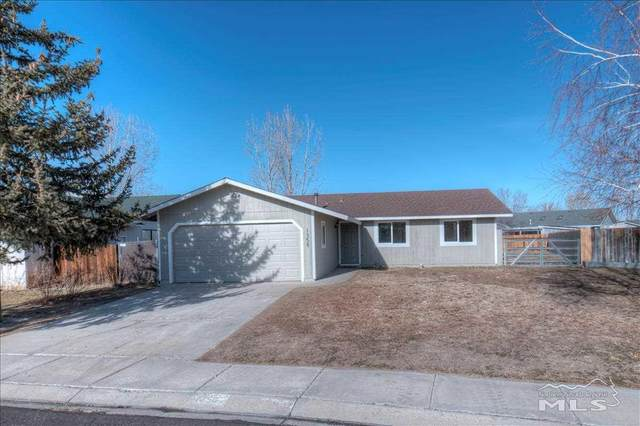 1358 Allyn, Gardnerville, NV 89460 (MLS #210000151) :: NVGemme Real Estate