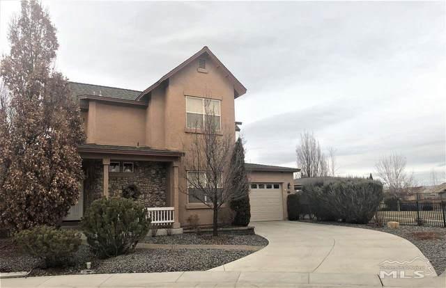 1034 Floral Ridge Way Nv, Reno, NV 89436 (MLS #210000157) :: Ferrari-Lund Real Estate