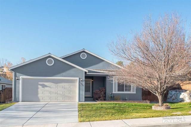 4695 S Desert Brush Court, Sparks, NV 89436 (MLS #210000166) :: Ferrari-Lund Real Estate