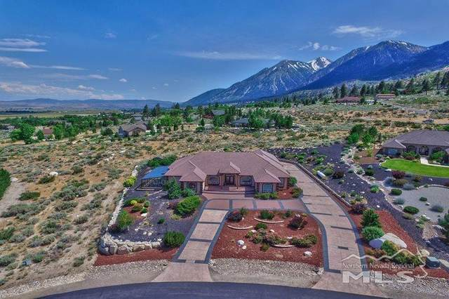 183 Taylor Creek, Gardnerville, NV 89460 (MLS #210000169) :: NVGemme Real Estate