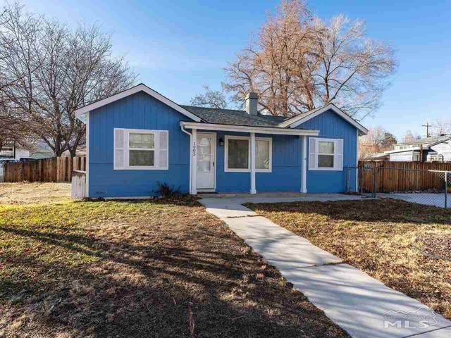 1902 N Peters St, Carson City, NV 89706 (MLS #210000172) :: Ferrari-Lund Real Estate