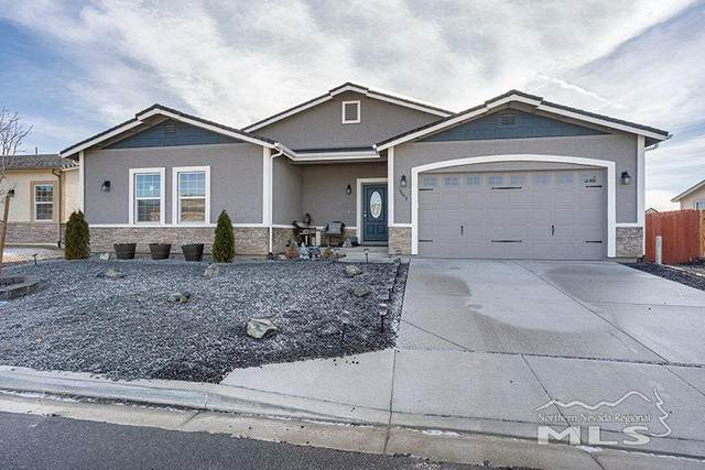 18652 Crystal Peak, Reno, NV 89508 (MLS #210000173) :: Colley Goode Group- eXp Realty