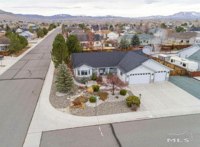 2867 Sierra Mesa, Minden, NV 89423 (MLS #210000175) :: Ferrari-Lund Real Estate