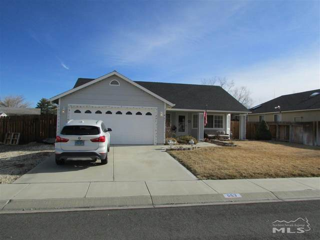 653 Joette, Gardnerville, NV 89460 (MLS #210000198) :: NVGemme Real Estate