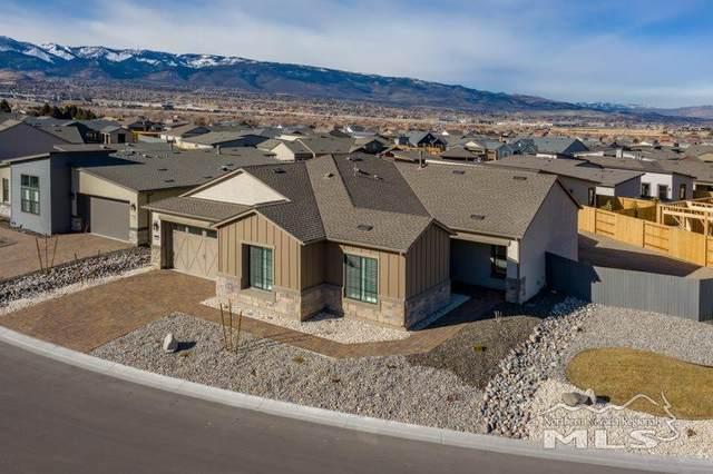 2537 Titanium Crest Dr, Reno, NV 89521 (MLS #210000203) :: Theresa Nelson Real Estate