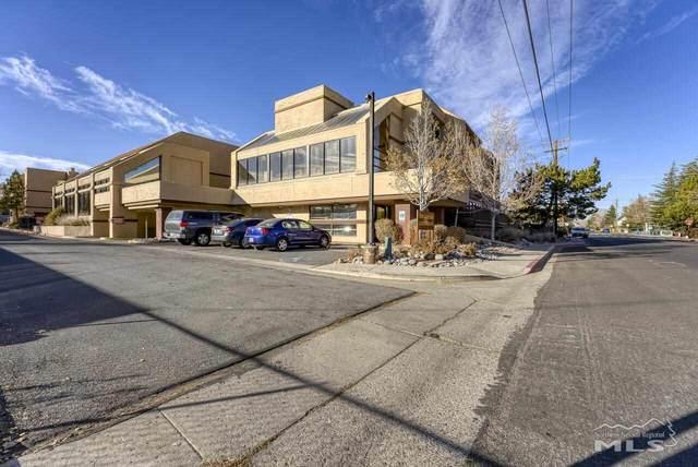 3095 Lakeside Dr 105, Reno, NV 89509 (MLS #210000208) :: Ferrari-Lund Real Estate
