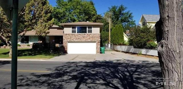 2075 Lakeside Drive, Reno, NV 89509 (MLS #210000213) :: Ferrari-Lund Real Estate