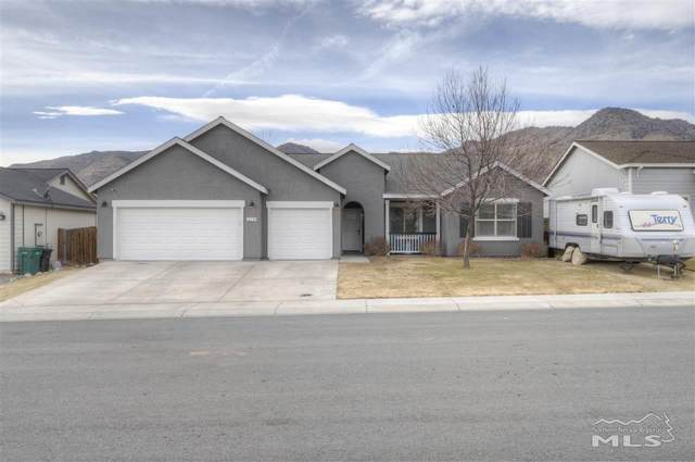 219 Red Wing Drive, Dayton, NV 89403 (MLS #210000217) :: Colley Goode Group- eXp Realty