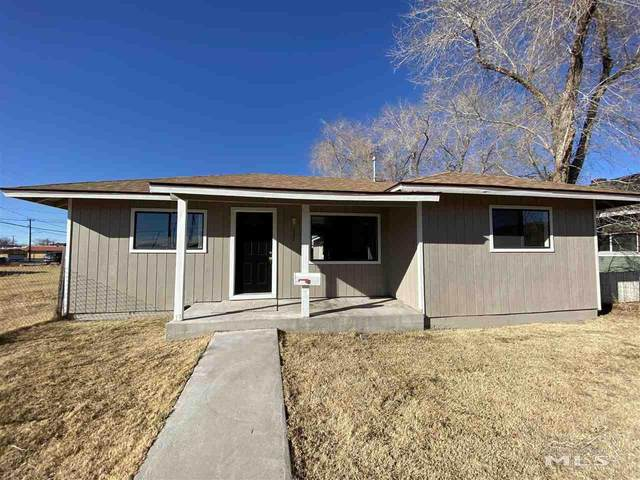 123 N Laverne St, Fallon, NV 89406 (MLS #210000219) :: Colley Goode Group- eXp Realty