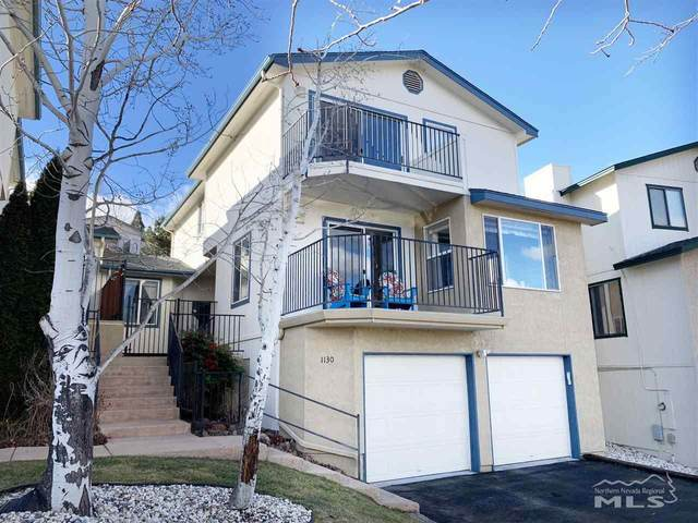 1130 Thompson St, Carson City, NV 89703 (MLS #210000235) :: Ferrari-Lund Real Estate