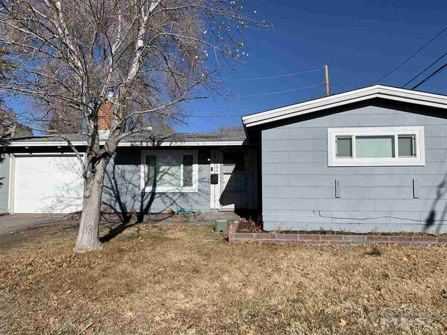1106 Prospect Ave., Sparks, NV 89431 (MLS #210000236) :: Colley Goode Group- eXp Realty