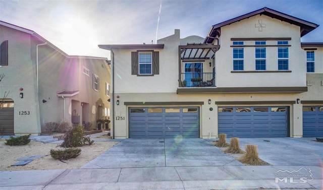1251 Concho Trail #3, Gardnerville, NV 89410 (MLS #210000242) :: Ferrari-Lund Real Estate