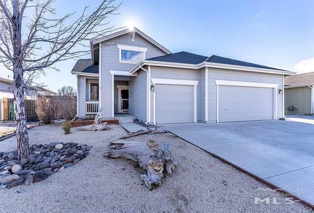 8996 Mahon Drive, Reno, NV 89506 (MLS #210000253) :: Ferrari-Lund Real Estate