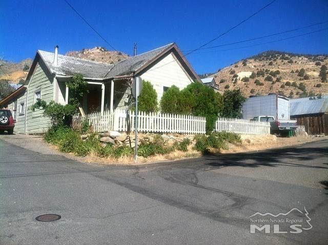 308 N A Street, Virginia City, NV 89440 (MLS #210000254) :: Ferrari-Lund Real Estate