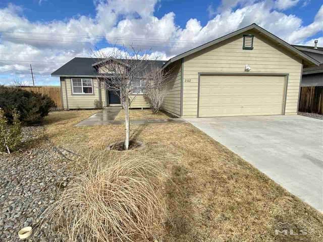 2102 Fort Bridger Road, Fernley, NV 89408 (MLS #210000257) :: NVGemme Real Estate