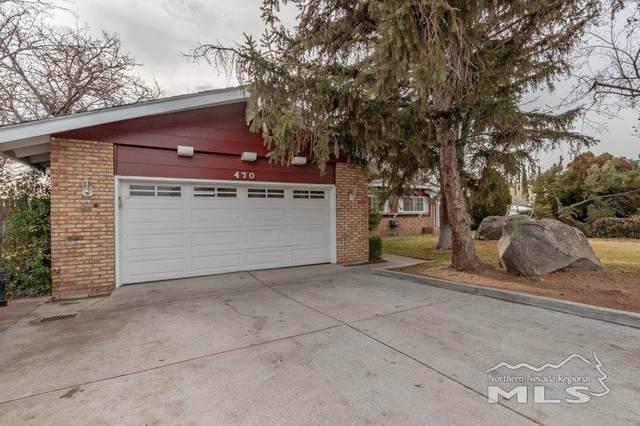 470 Tarn Way, Reno, NV 89503 (MLS #210000263) :: Ferrari-Lund Real Estate