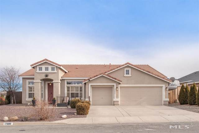 17680 Cee Jay Court, Reno, NV 89508 (MLS #210000272) :: Colley Goode Group- eXp Realty