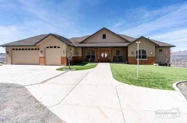 35 Chesney Ct, Sparks, NV 89441 (MLS #210000276) :: Ferrari-Lund Real Estate