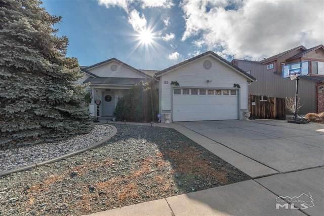 3170 Fairlands Drive, Reno, NV 89523 (MLS #210000277) :: Theresa Nelson Real Estate